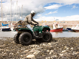 Launceston Yamaha ATV Cornwall